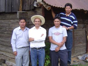Nye kræfter til purépecha oversættelsen i Mexico