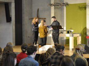 Udsendelsesgudstjeneste i Aarhus Valgmenighed