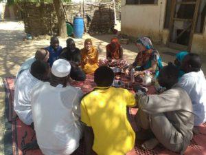 Nyt fra Kristin Westh i Tchad