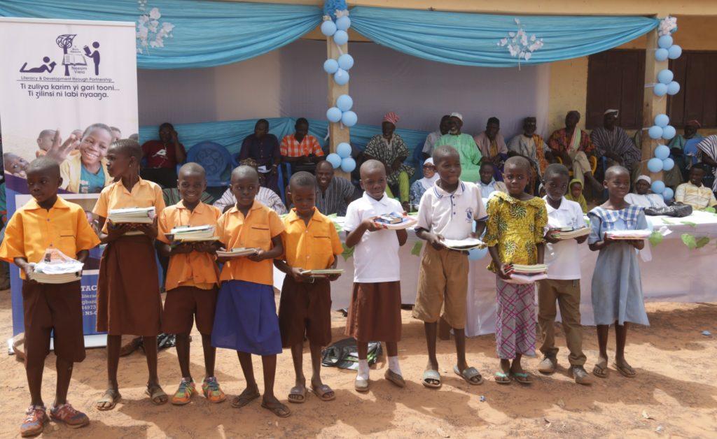 Ny bevilling fra Danida til dagomba skolerne i Ghana