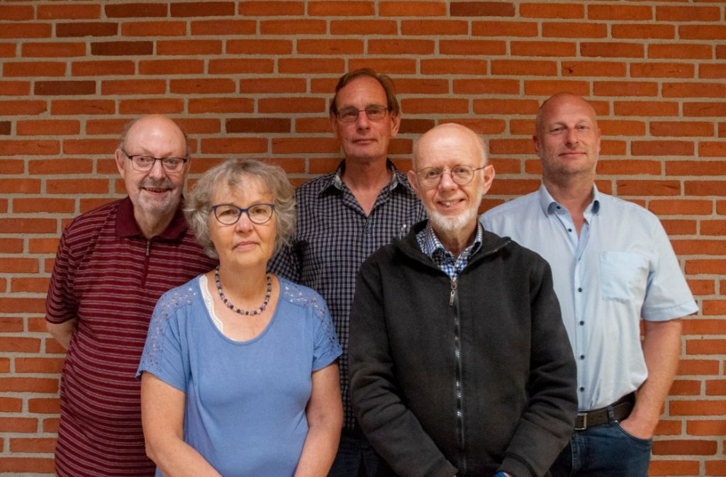 Ny bestyrelse i Wycliffe Danmark