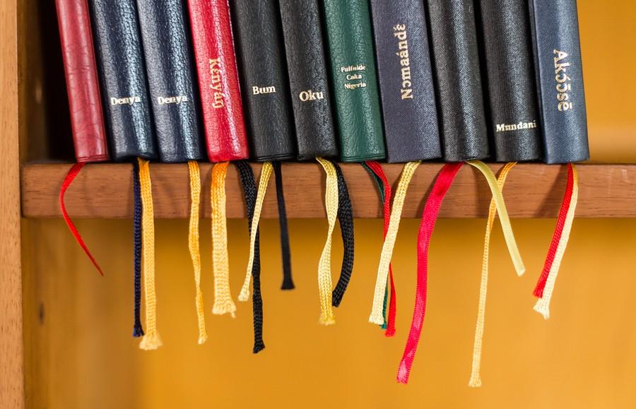 Mangler du en bibel på et fremmedsprog?