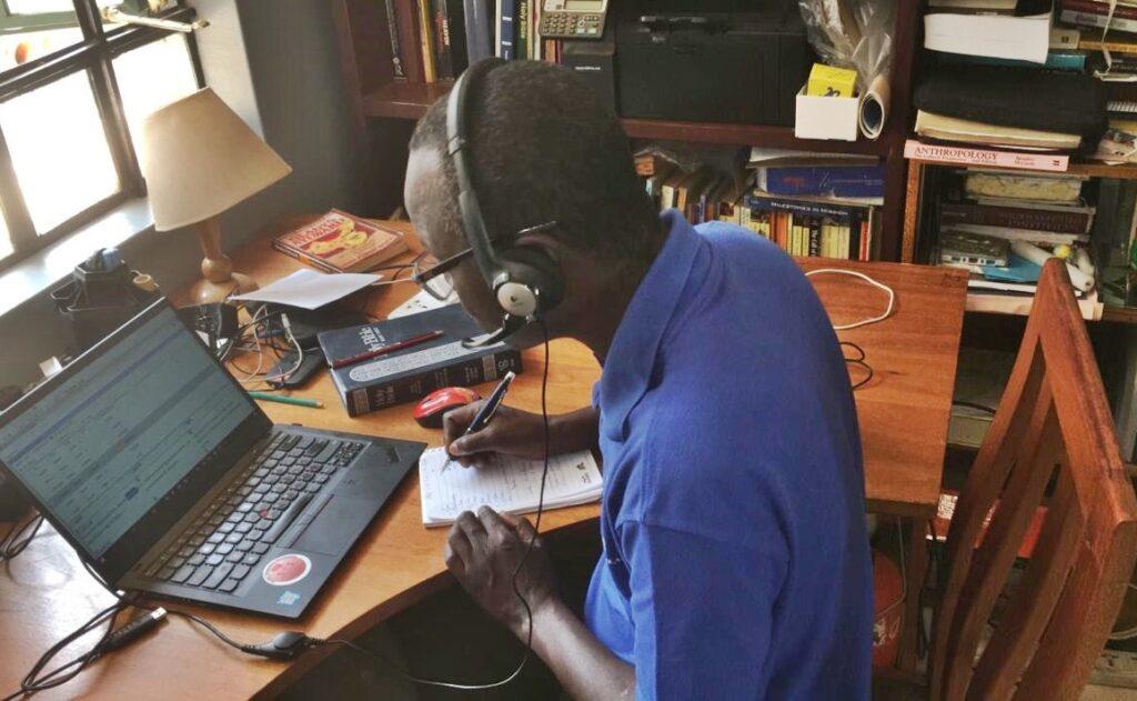 Hjælp til oversættelser flere steder i Afrika